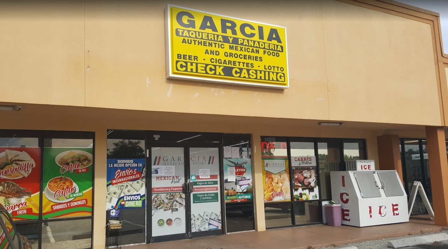 Garcia Mexican Store