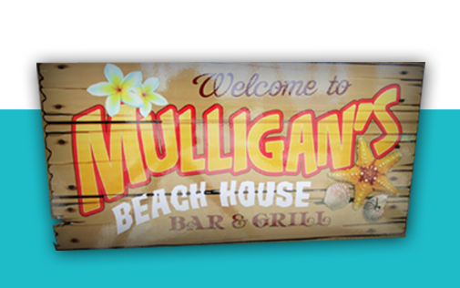 Mulligan's Beach House - Vero