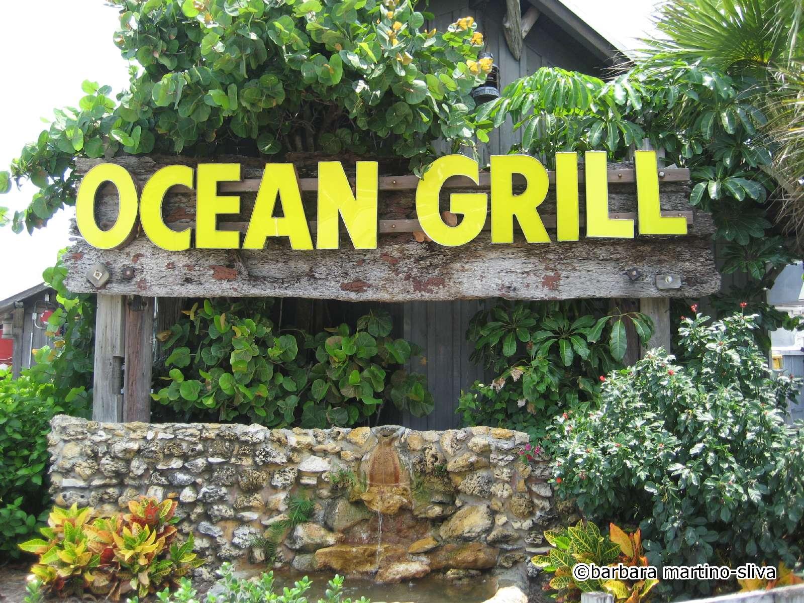 Vero Beach Ocean Grill Restaurant