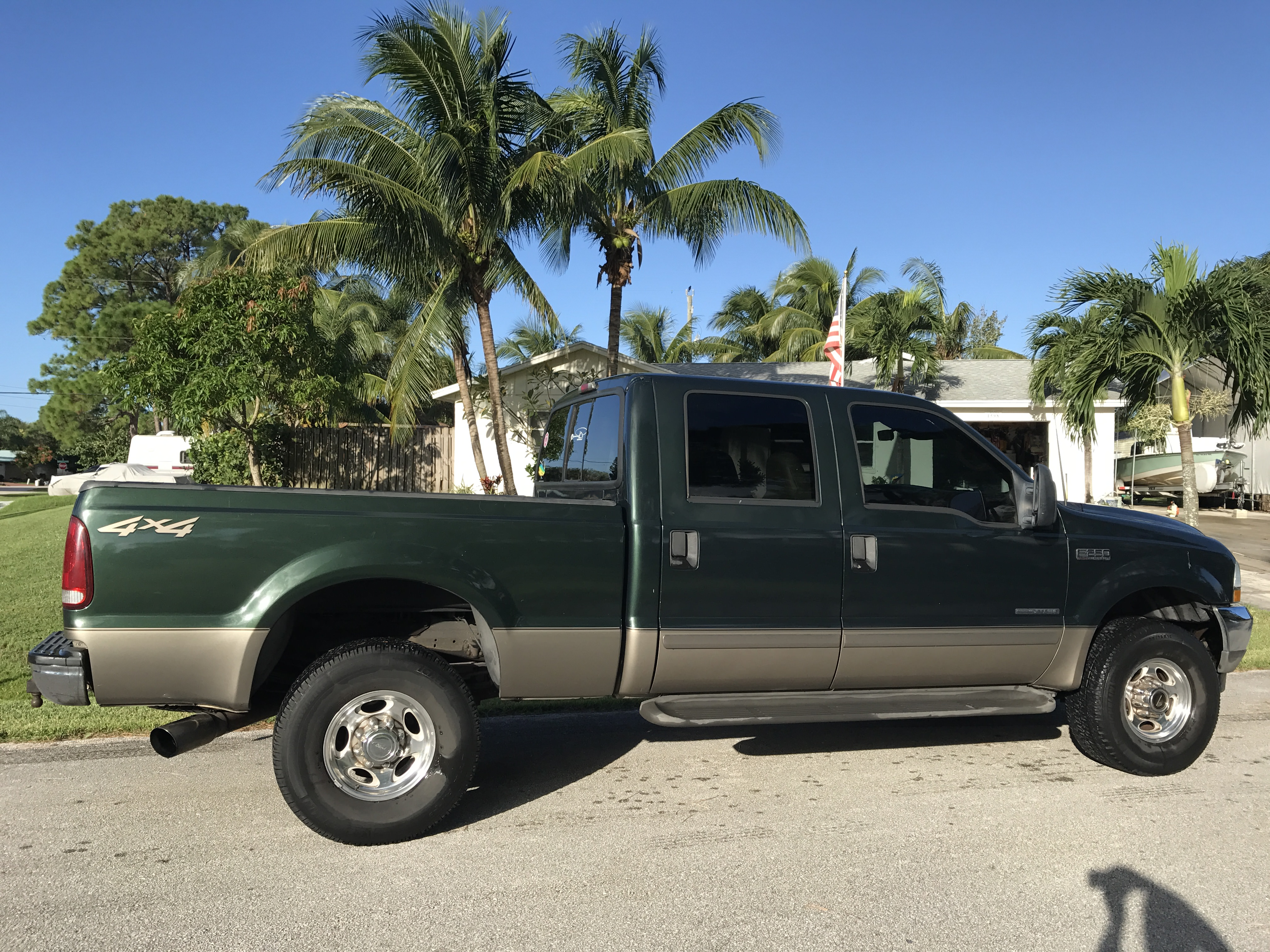 2002 ford f250 lariat 7 3l powerstroke photo