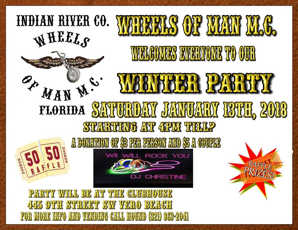 Indian River Co. Winter Party