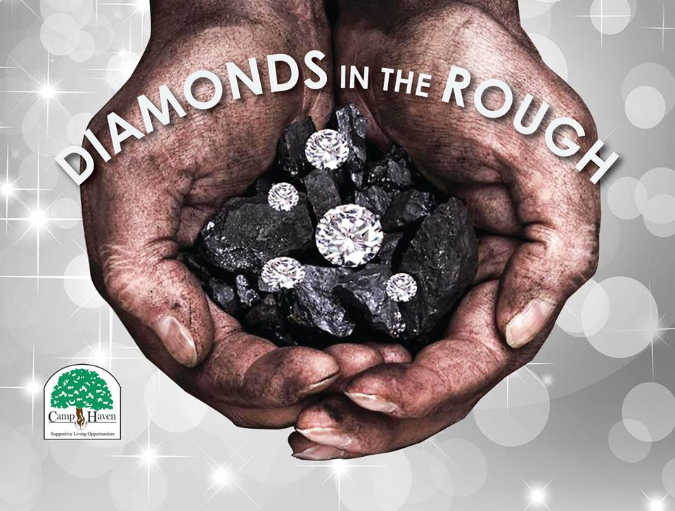 Diamonds In The Rough Gala - Fundraiser For Camp Haven