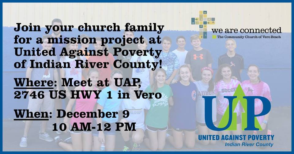 Mission Project at United Against Poverty