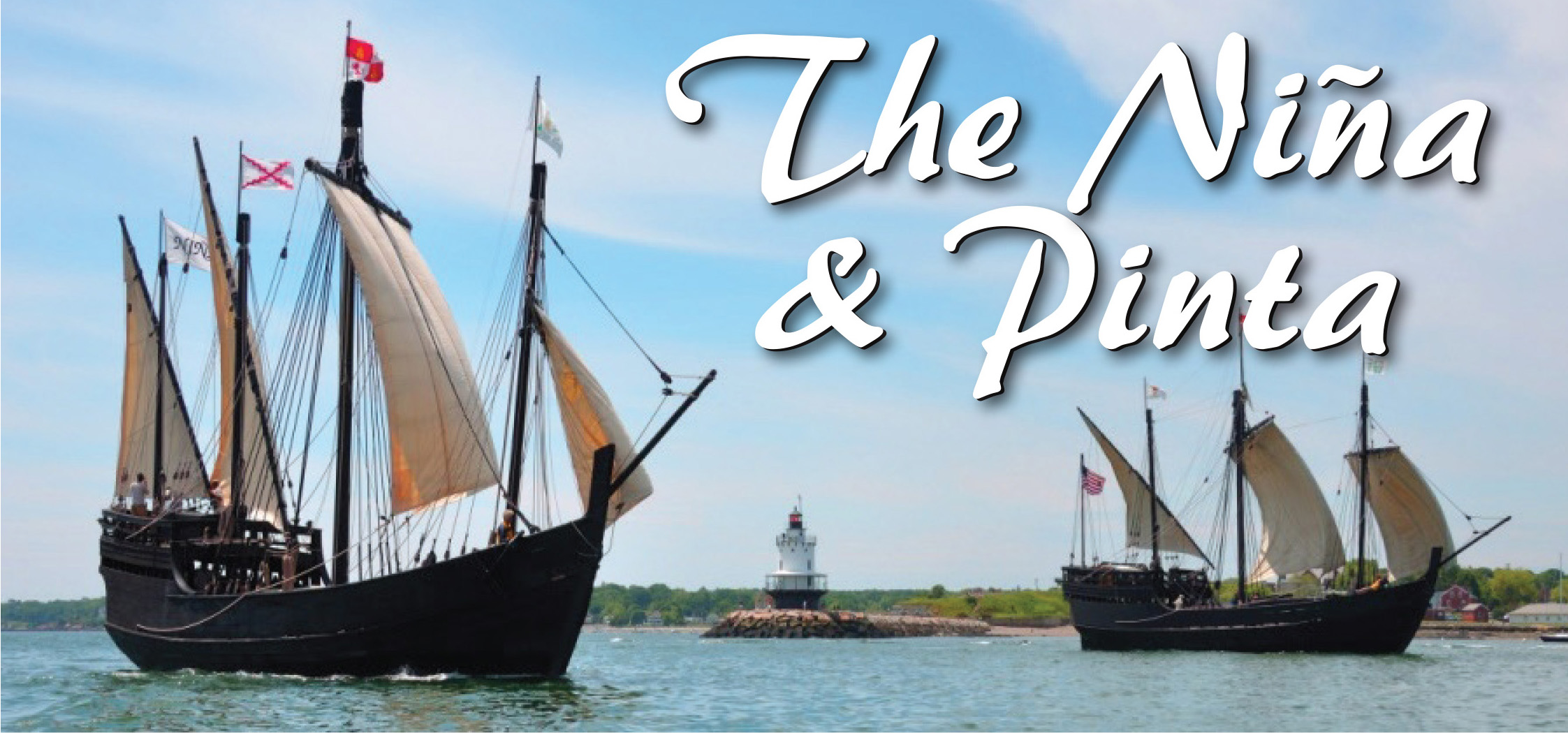 The Ni�a And Pinta Back In Vero Beach