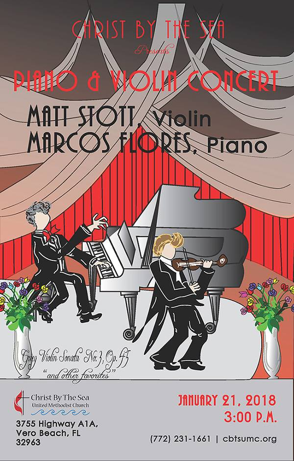 Piano And Violin Concert
