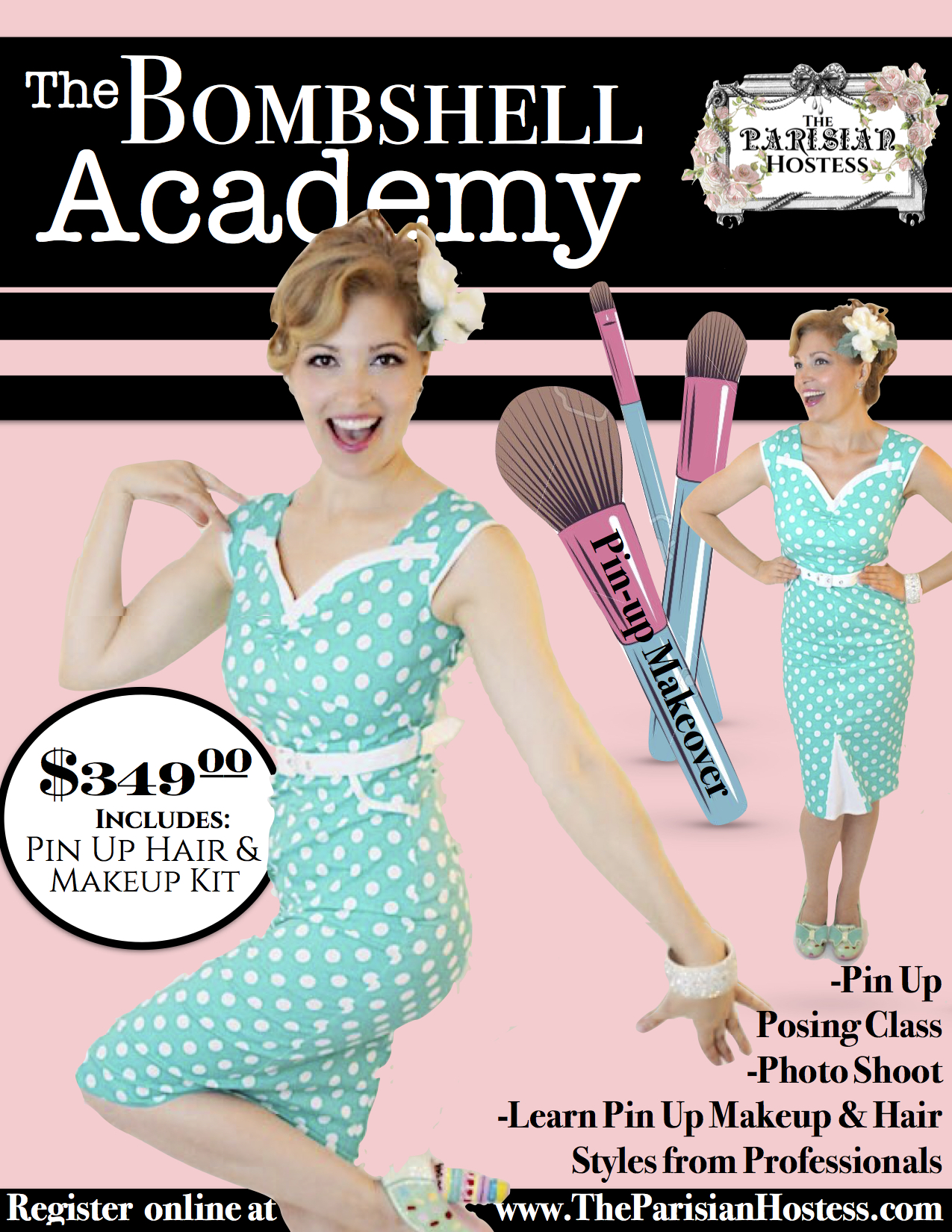 The Bombshell Academy