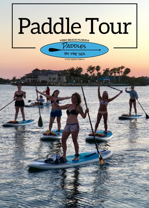Paddle Tour of Vero Beach