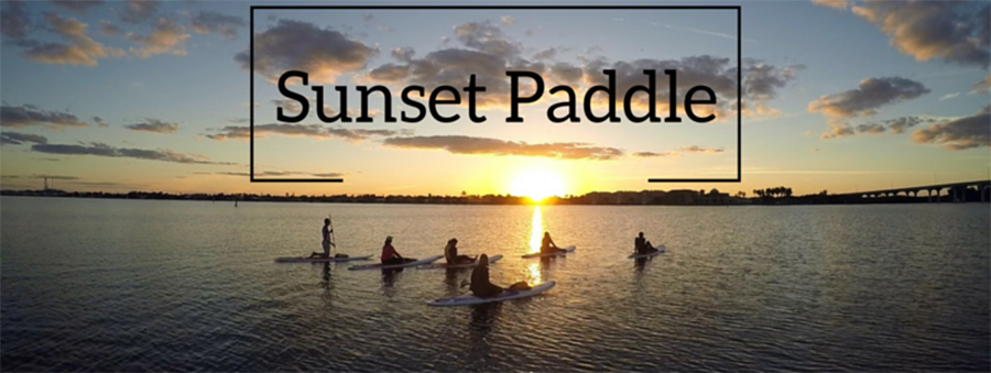 Sunset Paddle Social