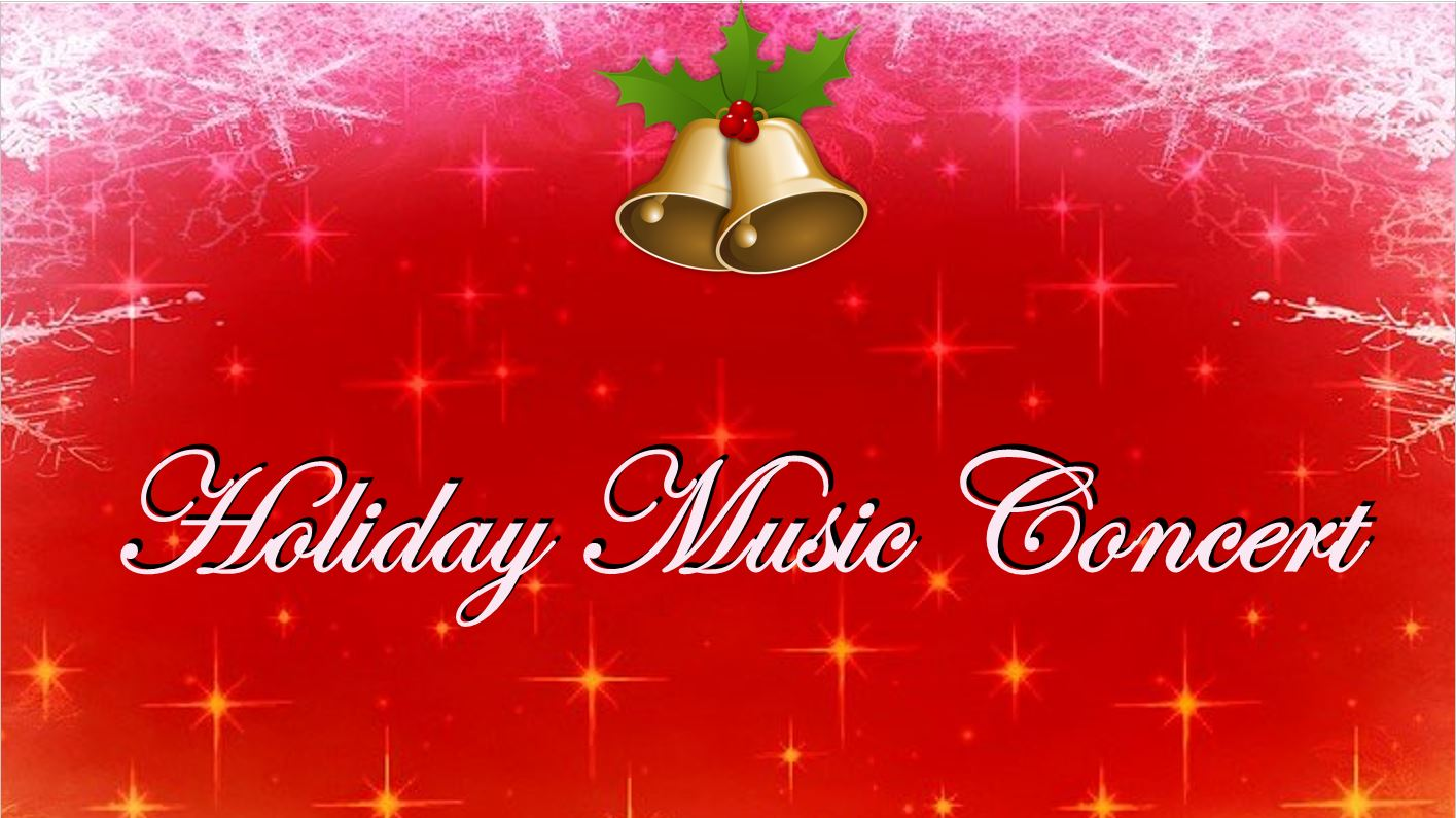 IRSC presents a Holiday Music Concert