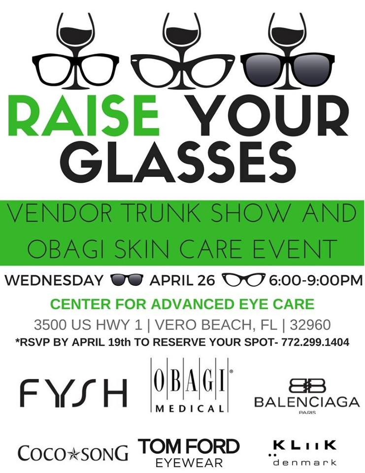 Trunk Show and Obagi Skin Care Event