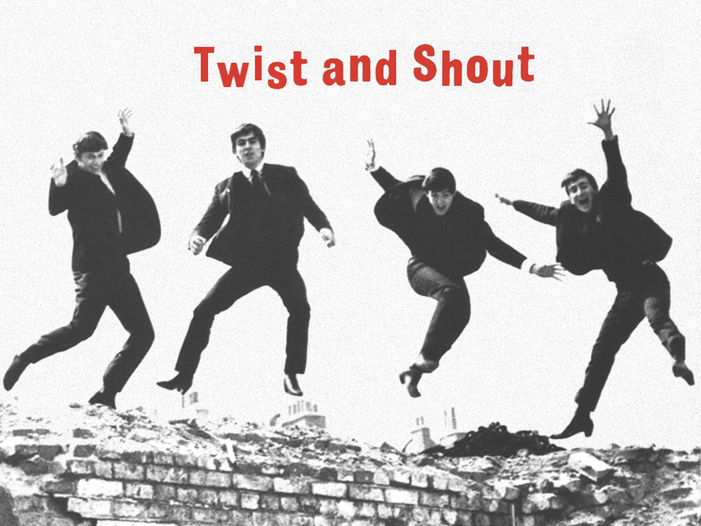 Twist & Shout Sunday with the BEATLE GUYS BAND!