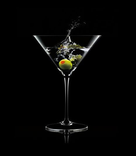 how to make the perfect dirty vodka martini