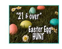 Adult Easter Egg Hut & Post Hunt Party with music by Nashville's Steel Blossoms