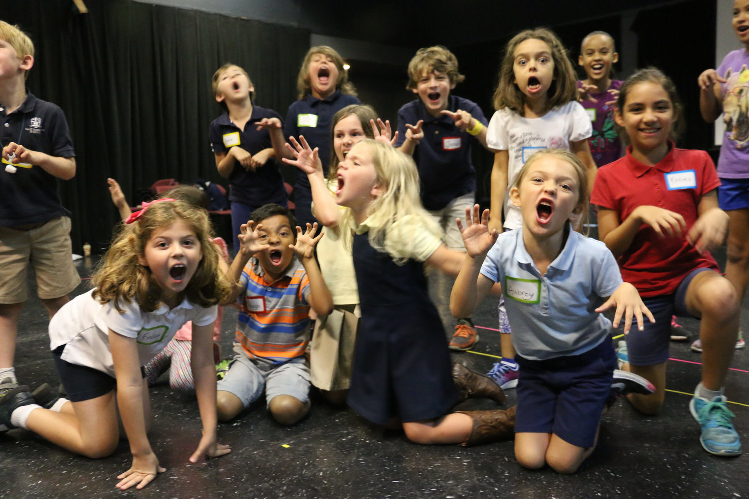 Riverside Theatre Summer Camp
