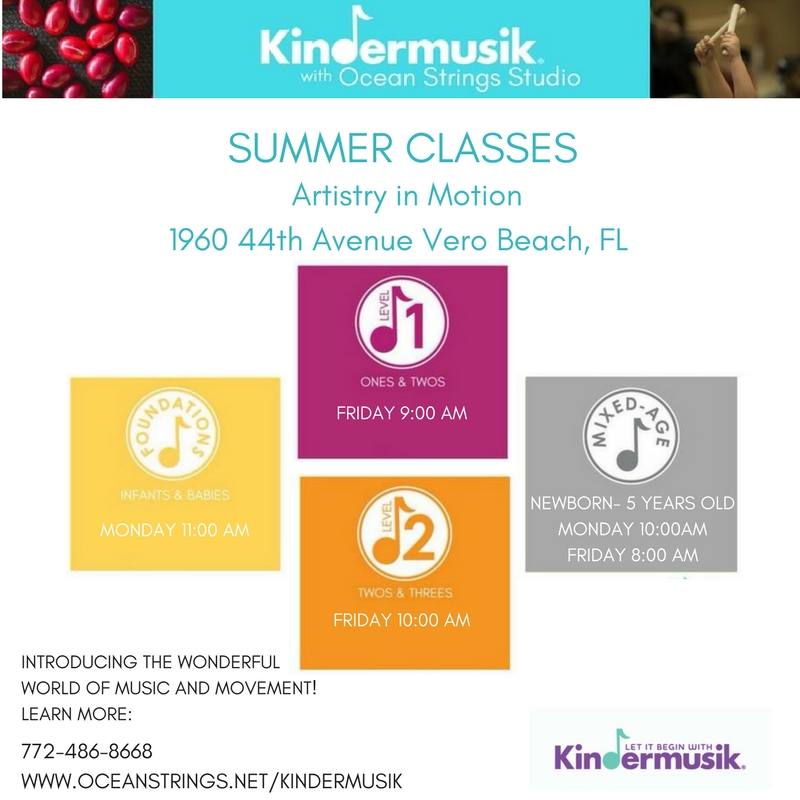 Sing into Summer! with Kindermusik 2