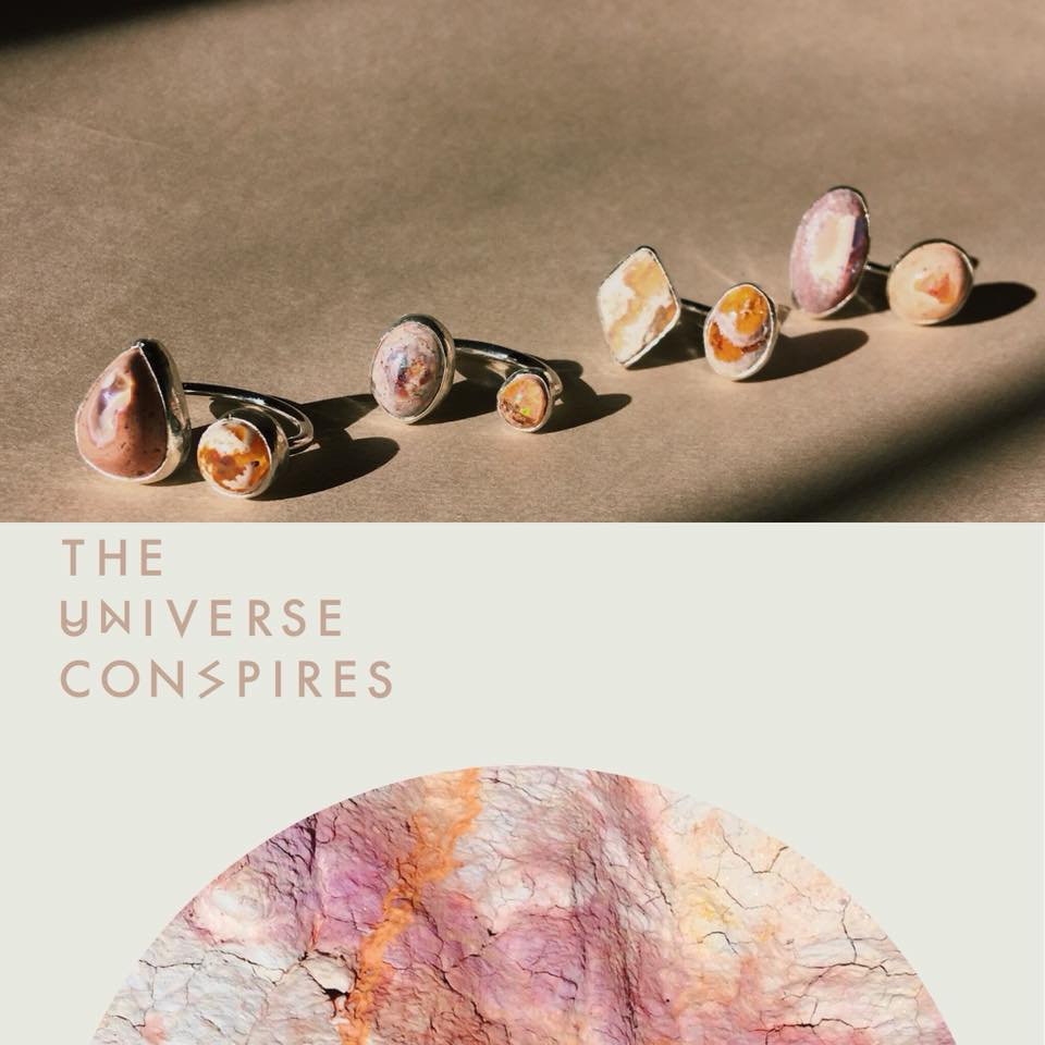 The Universe Conspires Trunk Show