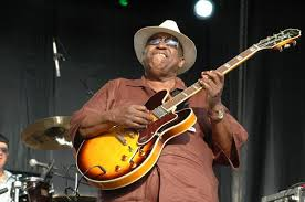 Living Blues Legend JOEY GILMORE