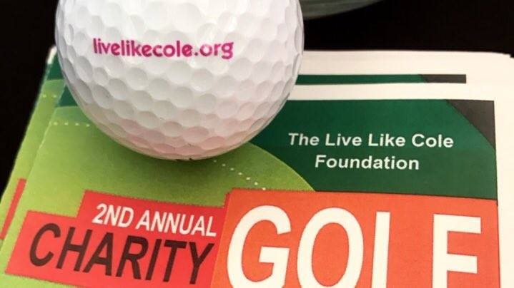 2nd Annual Livelikecole Foundation Golf Tournament And Reception