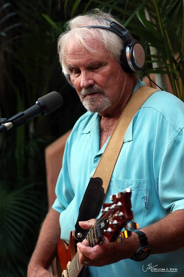 Living Surf Legend - Corky Carroll  In Concert