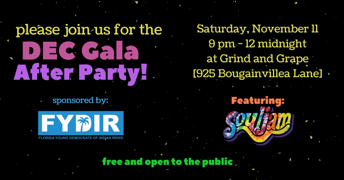 Dec Gala After Party Sponsored By Fydir, Feat. Souljam