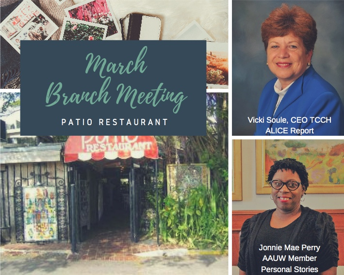 AAUW-VB Branch Meeting