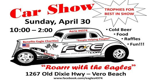 Vero Beach Eagles Car Show Vero Beach - Vero beach car show