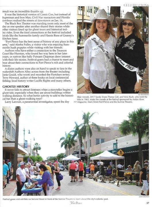 2nd Annual Fort Pierce History Fest