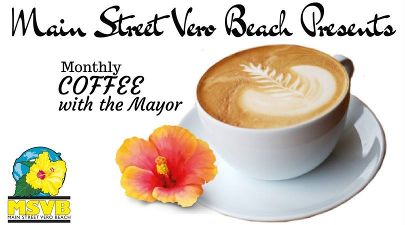 Msvb's Coffee With The Mayor