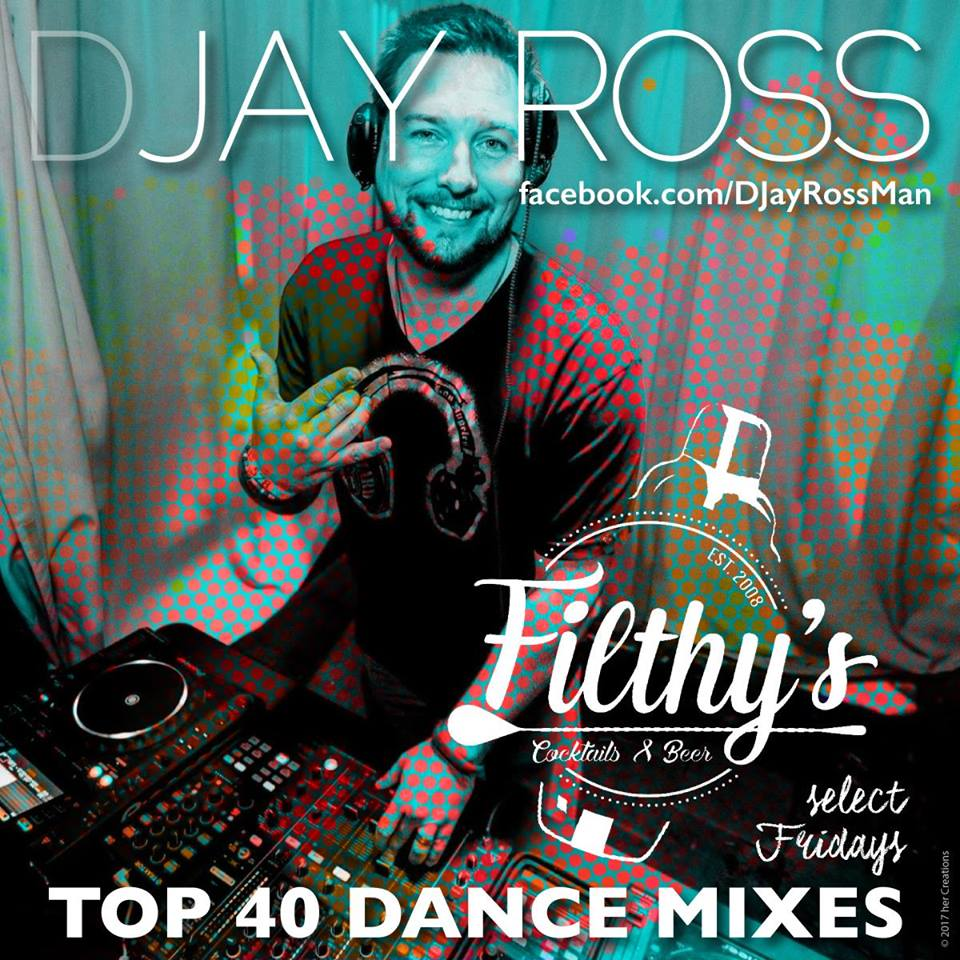 Saturday Night With Djay Ross