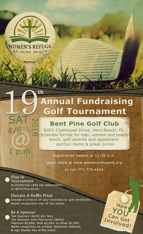 19th Annual Fundraising Golf Tournament