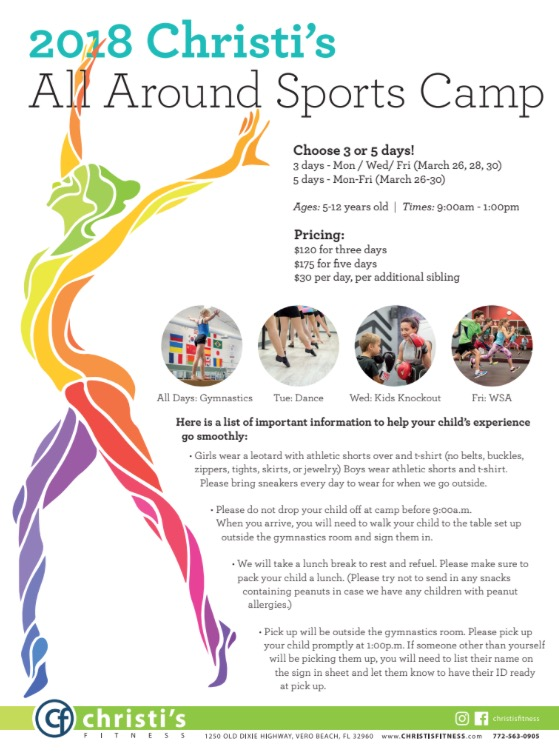 All Around Sports Camp 2