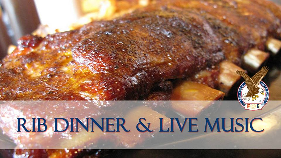 Rib Dinner And Dixie Highway Band