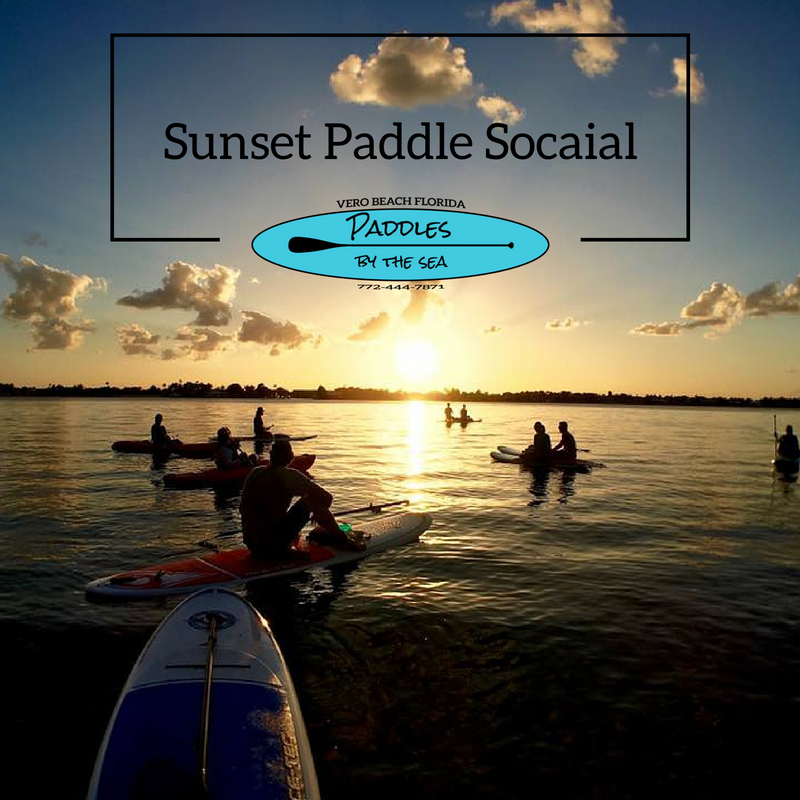 Sunset Paddle Social 2