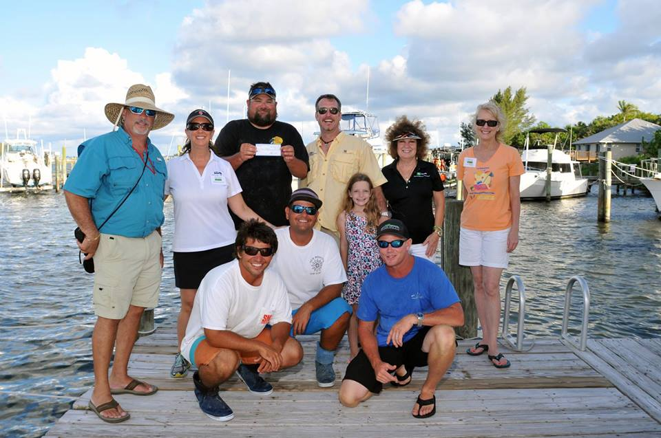 Blue Water Open Fishing Tournament