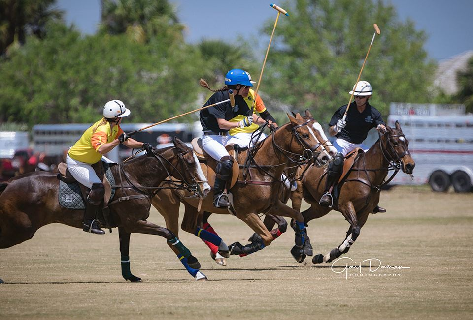 All The Marbles Polo Tournament
