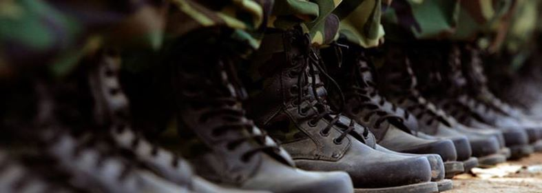 Boots On The Ground Memorial