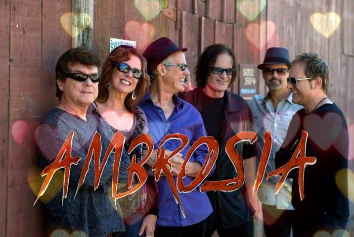Grammy Nominated 70's Hitmakers Ambrosia In Concert