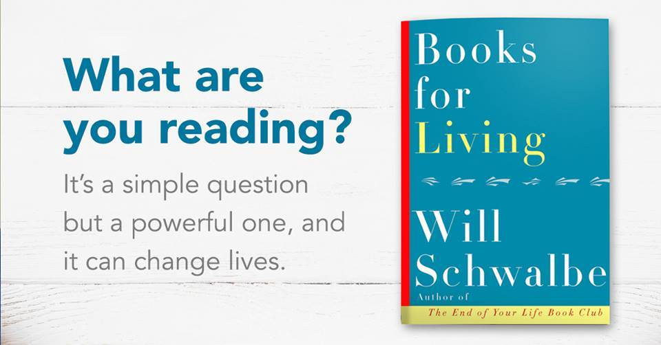 Will Schwalbe Is Back With Books For Living