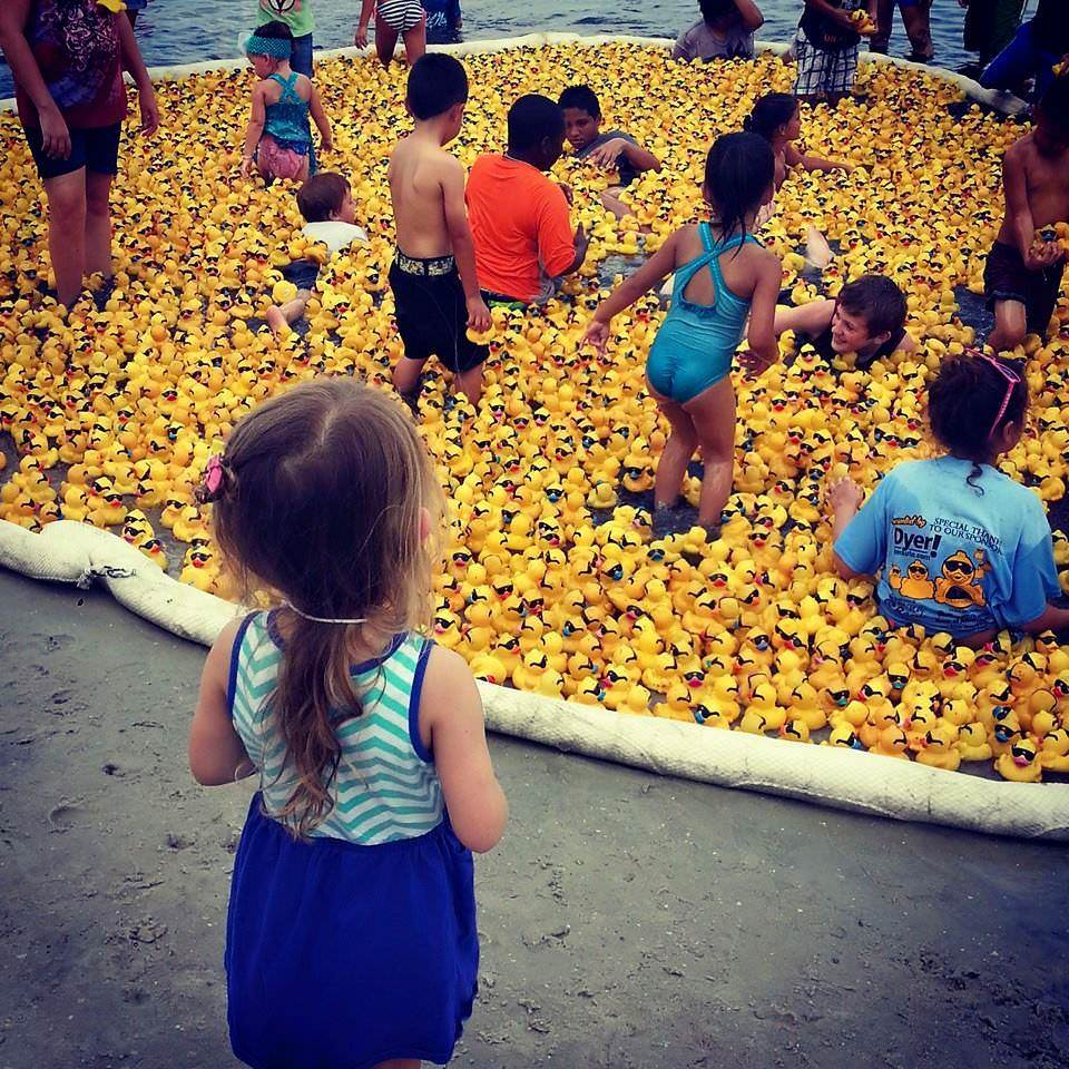 The Great Duck Derby