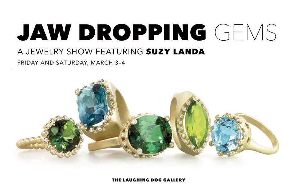 A Jewelry Show Featuring Suzy Landa
