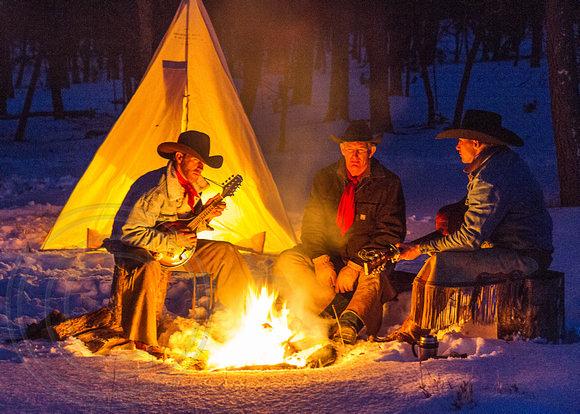 Cowboy Campfire Story Hour - Vero Beach