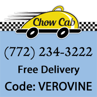 Chow Cab - Food Delivery