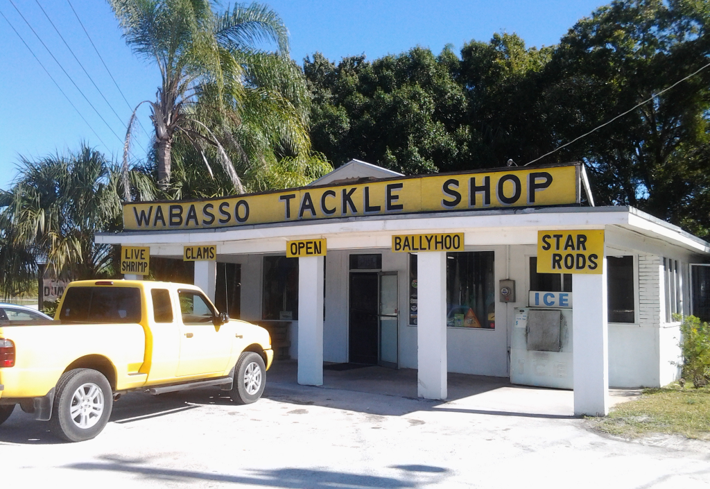 The hook up tackle shop