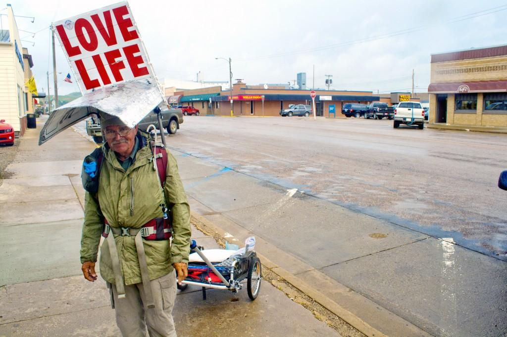 Steve Fugate - Love Life Walk