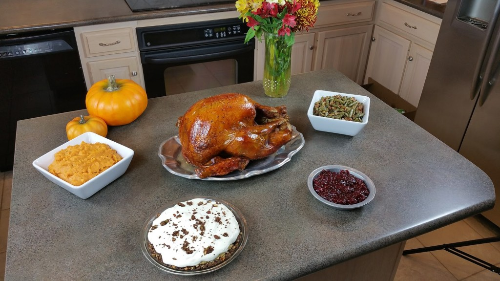 Turkey Complete Meal