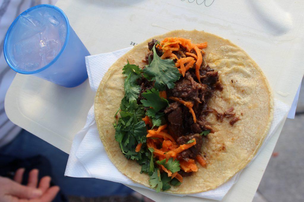 Blue Agave - Cabeza Taco