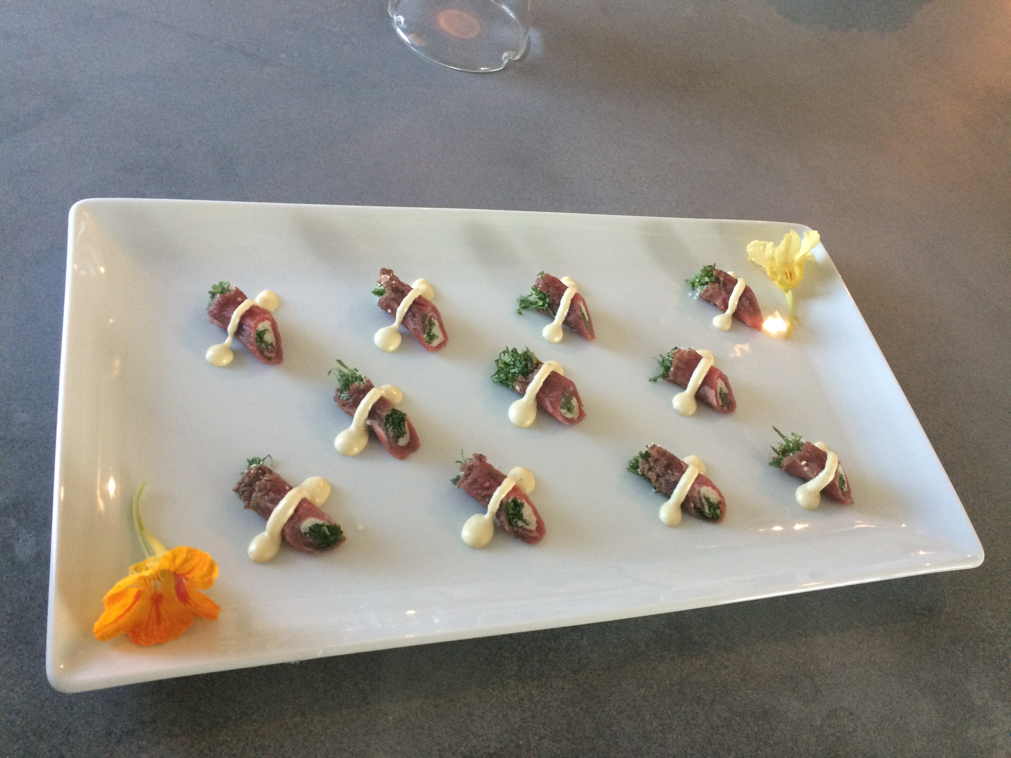 Orchid Gourmet Catering – Review | Vero Vine