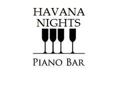 Havana Nights Piano Bar Image Logo