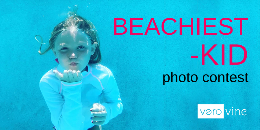 Beachiest Kids Photo Contest