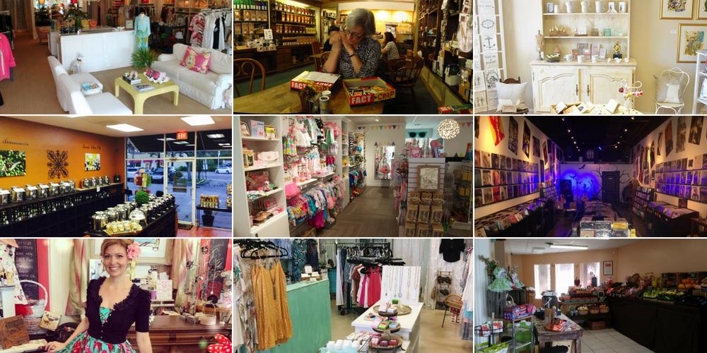 Vero Vine Top 9 Local Shopping Spots